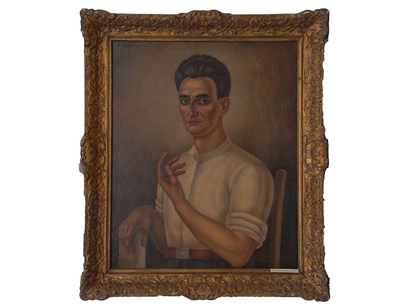 Живорад Настасијевић – Мој брат Момчило – портрет из 1927. године