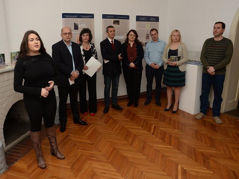 """Представљање књиге и изложба """"Српски војници умрли у Холандији 1917-1919"""" у Музеју рудничко-таковског краја"""